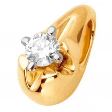 Підвіска з 1 діамантом 329-0600