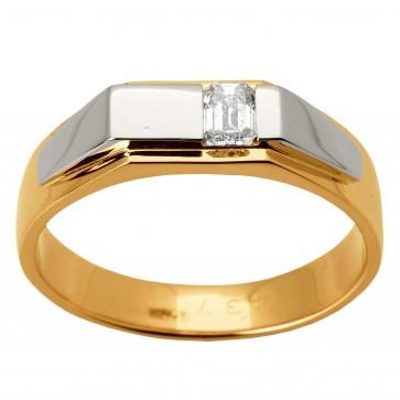 Перстень з 1 діамантом 821-1354