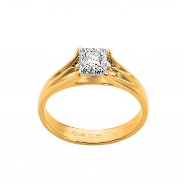 Каблучка з декількома діамантами 841-0142.01