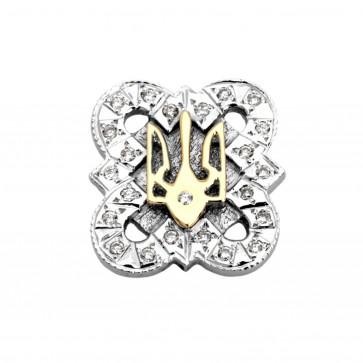 Значок з декількома діамантами 843-0047