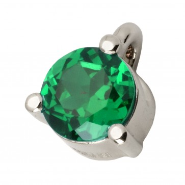 Підвіска з кольоровим камінням 909-0448