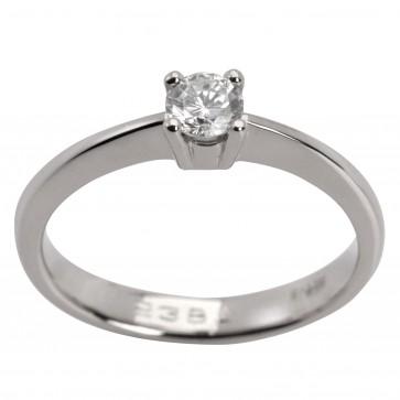 Каблучка з 1 діамантом 921-0455