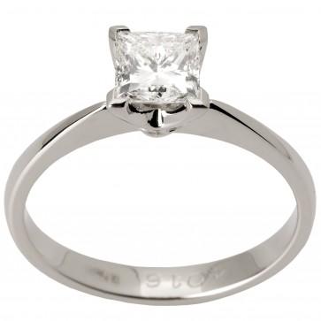 Каблучка з 1 діамантом 921-1468