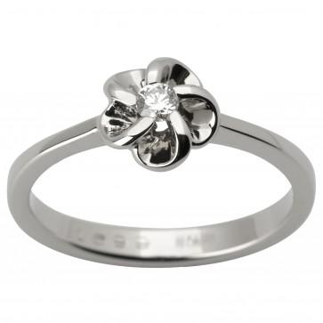 Каблучка з 1 діамантом 921-1620