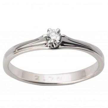 Каблучка з 1 діамантом 921-1639