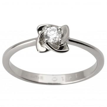 Каблучка з 1 діамантом 921-1760