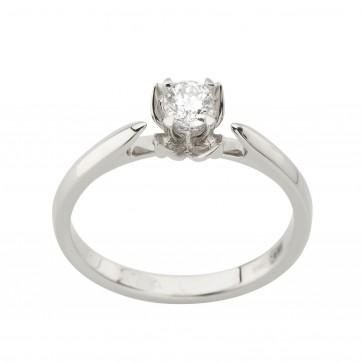 Каблучка з 1 діамантом 921-2003