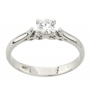 Каблучка з 1 діамантом 921-2104