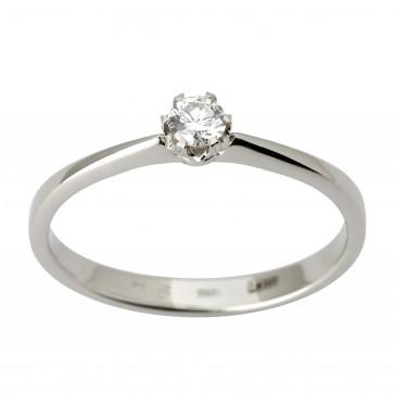 Каблучка з 1 діамантом 921-3040