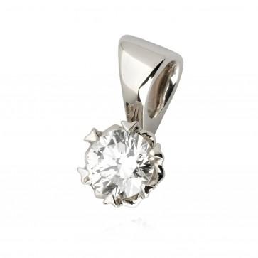 Підвіска з 1 діамантом 929-0779