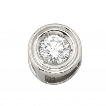 Підвіска з 1 діамантом 929-0889