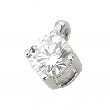 Підвіска з 1 діамантом 929-0893