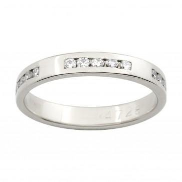 Обручка з декількома діамантами 941-0793