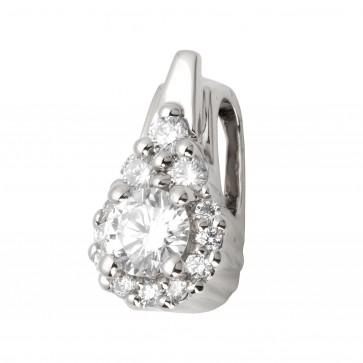 Підвіска з декількома діамантами 949-0599