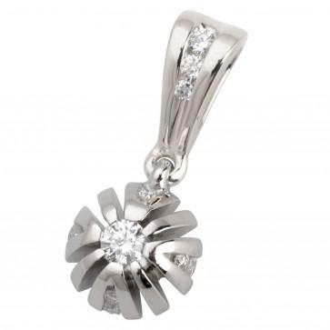 Підвіска з декількома діамантами 949-0626