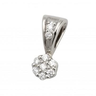 Підвіска з декількома діамантами 949-0627