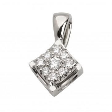 Підвіска з декількома діамантами 949-1000