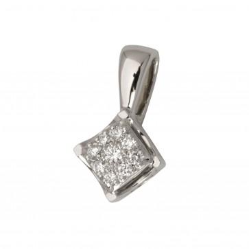 Підвіска з декількома діамантами 949-1001