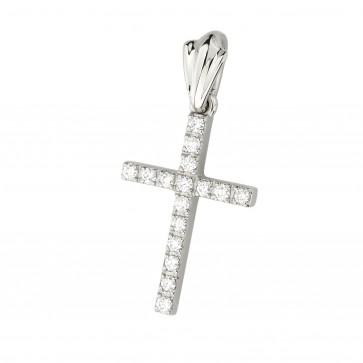 Хрест з декількома діамантами 949-1016