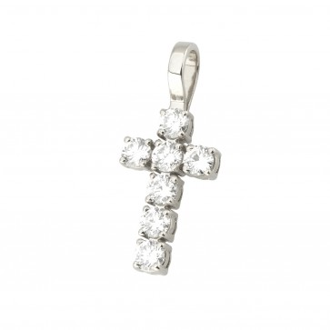Підвіска з декількома діамантами 949-4007