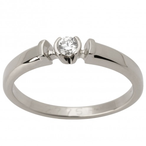 Каблучка з 1 діамантом 921-1567