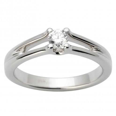 Каблучка з 1 діамантом 921-1599