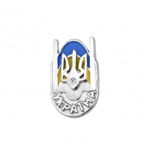 Значок з 1 діамантом 923-0038