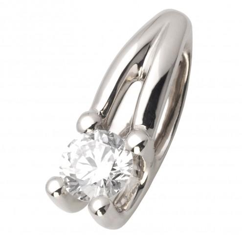 Підвіска з 1 діамантом 929-0559