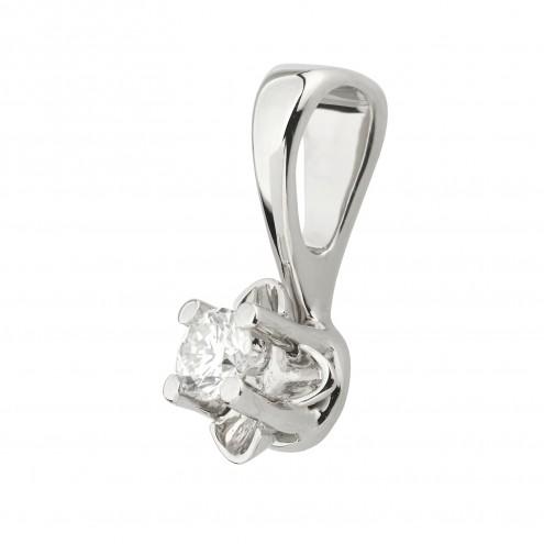 Підвіска з 1 діамантом 929-0578