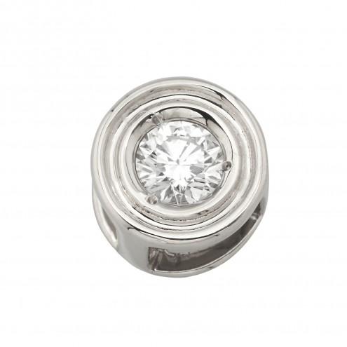 Підвіска з 1 діамантом 929-0888