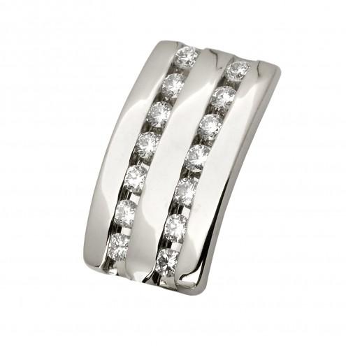 Підвіска з декількома діамантами 949-0384