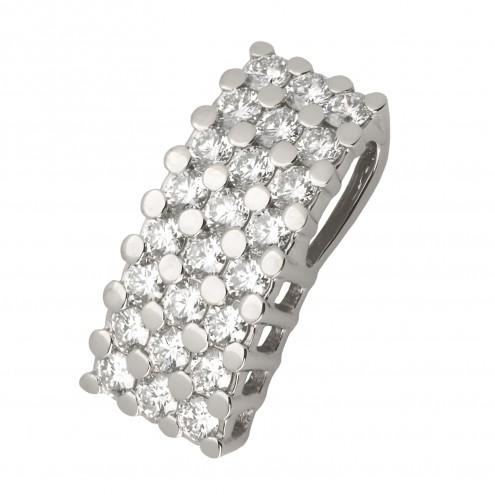 Підвіска з декількома діамантами 949-0440