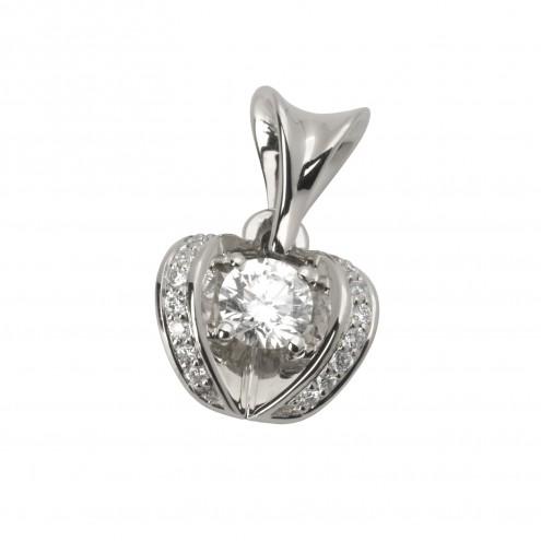 Підвіска з декількома діамантами 949-0450