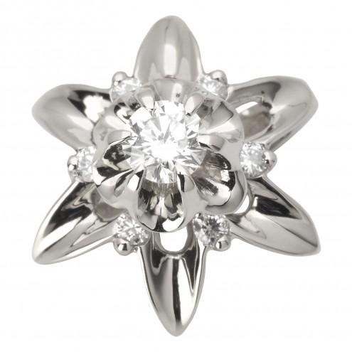 Підвіска з декількома діамантами 949-0523