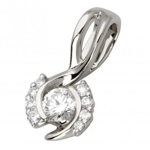 Підвіска з декількома діамантами 949-0743