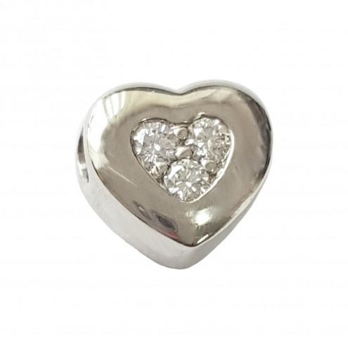 Підвіска з декількома діамантами 949-4075