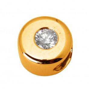 Підвіска з 1 діамантом 129-0753