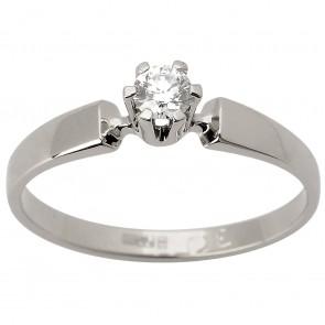 Каблучка з 1 діамантом 921-1310