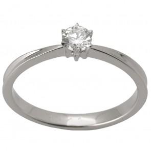 Каблучка з 1 діамантом 921-1422