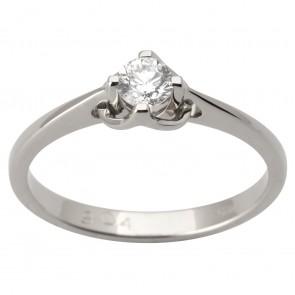 Каблучка з 1 діамантом 921-1725