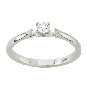 Каблучка з 1 діамантом 921-2206