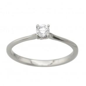 Каблучка з 1 діамантом 921-3035
