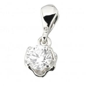 Підвіска з 1 діамантом 929-0850
