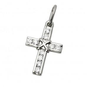 Хрест з декількома діамантами 949-0231