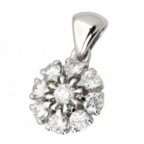 Підвіска з декількома діамантами 949-0785