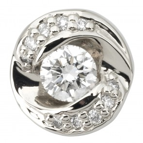 Підвіска з декількома діамантами 949-0792