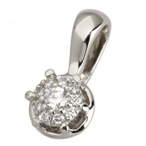 Підвіска з декількома діамантами 949-1003