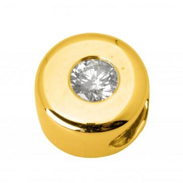 Підвіска з 1 діамантом 029-0753