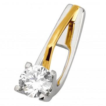 Підвіска з 1 діамантом 329-0678