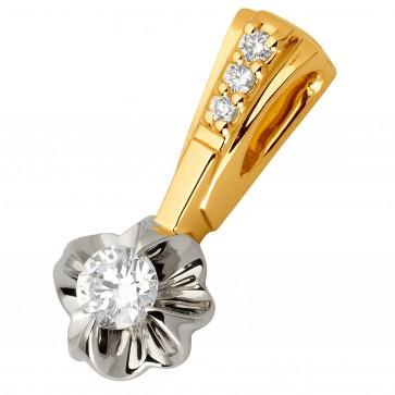 Підвіска з декількома діамантами 349-0760